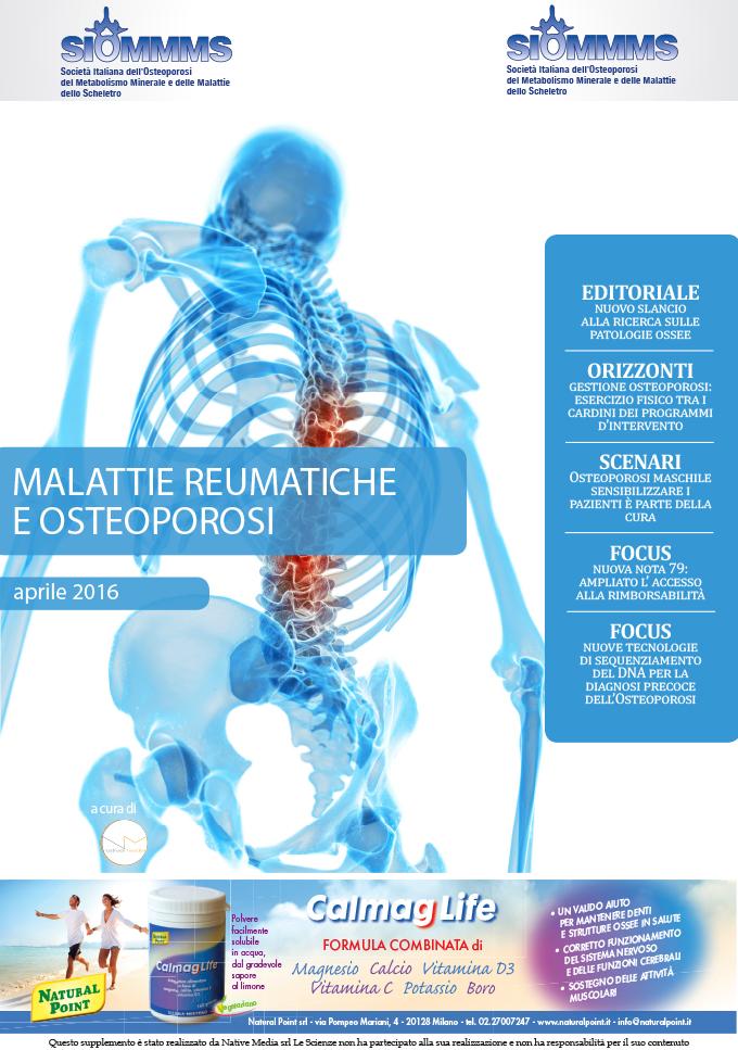 Malattie reumatiche e osteoporosi 2016
