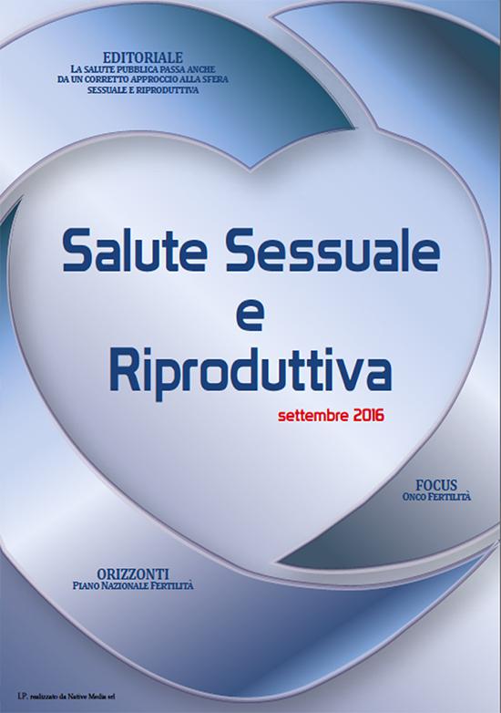 Salute Sessuale e Riproduttiva 2016